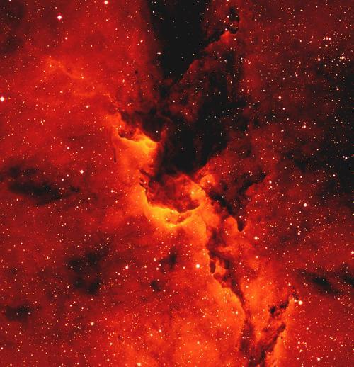 HII region IC1396B